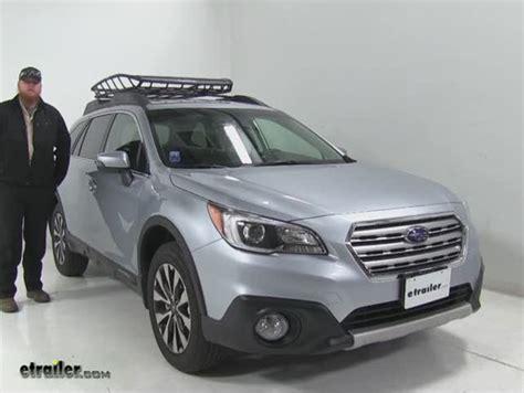 Subaru Ski Rack Outback 2017   Cosmecol