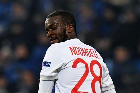 report spurs midfield target ndombele  stay  lyon