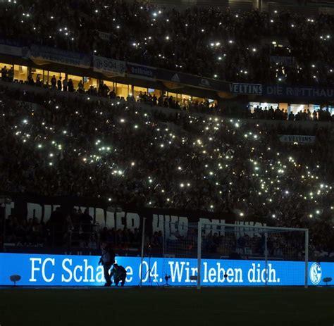 FC Schalke 04 Das gespenstische Schweigen der Fans vor