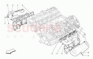 Maserati Quattroporte  2013   Gts Turbocharging System