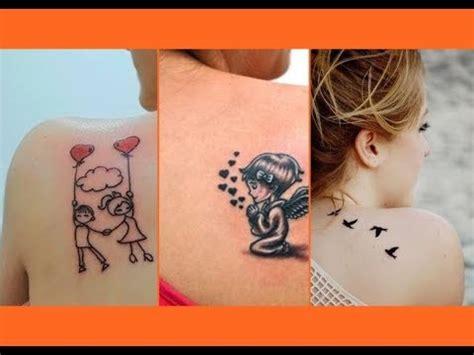 kleine und niedliche tattoo ideen fuer junge frauen youtube