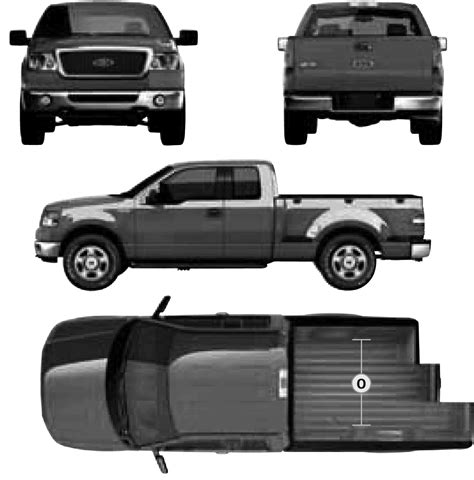 Dfsk Supercab Modification by Ford F 150 Supercab Best Photos And Information Of