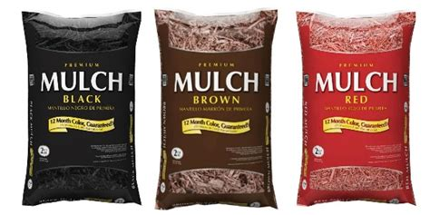 .00 Mulch Sale Is Back At Lowe's And Home Depot