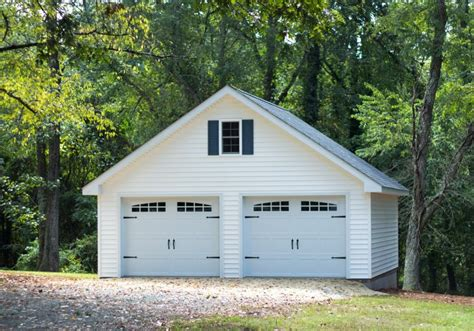 two car garage your garage solution delivery installation