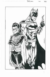 NEW 52 BATMAN AND ROBIN by FanBoy67