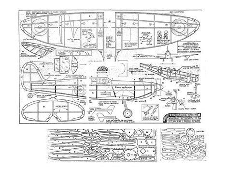 spitfire plan thumbnail balsa wood model airplane plans pinterest airplanes planes