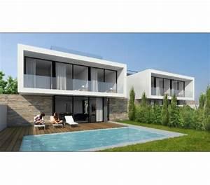 maison architecture moderne cote dargent portugal With entree de jardin moderne 6 maison moderne haute performance construction maison