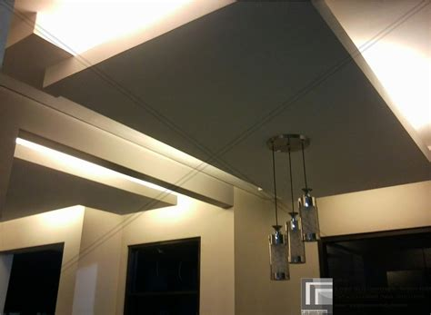 ruang tamu contoh desain plafond  ruangan tamu