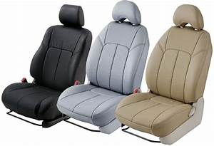 Custom leather seat covers leather craft seatskinz for Custom furniture seat covers