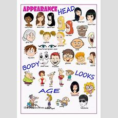 Appearance Picture Dictionary  Appearance  Pinterest  Studentcentered Resources, Pictures