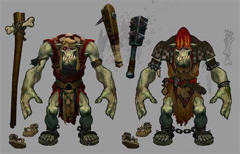 ted beargeon warhammer  orks
