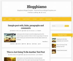 blogghiamo blogger template blogger templates 2018 With design your own blogger template free
