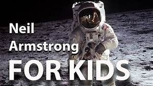 History of Neil Armstrong for Kids - YouTube