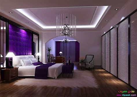 purple black bedroom ideas تصاميم ديكور غرف نوم مودرن اسود في ارجواني فخمة بالصور 19519   105 jpg.28618