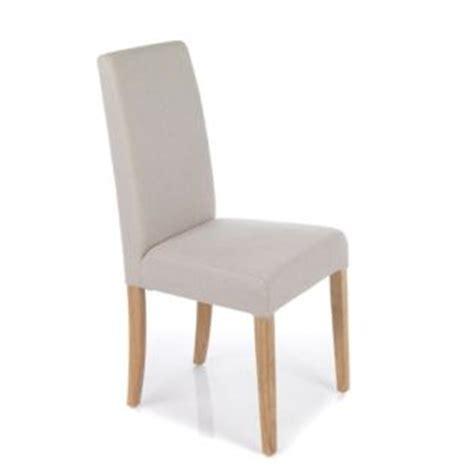 housse de chaise taupe pas cher housse de chaise leclerc