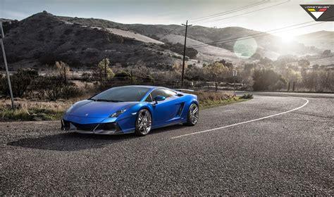 Vorsteiner Lamborghini Gallardo Renazzo Supercars Show