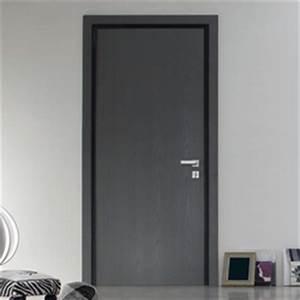 Porte Interieur Grise : tekno de oikos produit ~ Mglfilm.com Idées de Décoration