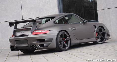Porsche 911 Turbo Gt by Techart Releases New Gt R Package For The Porsche
