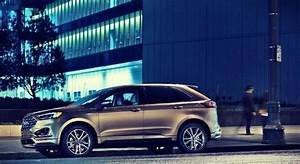 2020 Ford Edge Will Get Minor Updates - Ford Tips