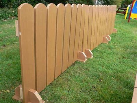portable fence panels wood design ideas portable