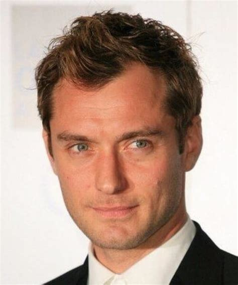 jude law haircut haircuts models ideas