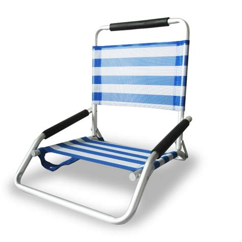 ostrich chair australia ostrich low sand chair blue stripe chair