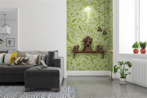 pooja room designs in kitchen 7 trendy colour ideas for pooja room 7521