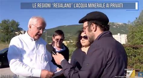 La Gabbia La7 Replica by Presciutti Quot Il Servizio De La Gabbia Ha Denigrato Gualdo
