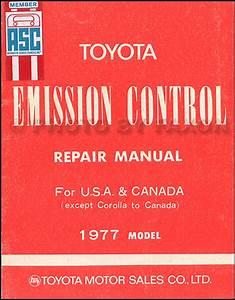 1977 Toyota Celica Electrical Wiring Diagram Original