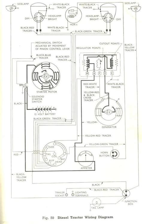Fordson Major Wiring Diagram fordson major wiring diagram wiring diagram