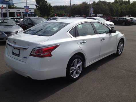 2014 Nissan Altima 2 5 Sv by Used 2014 Nissan Altima 2 5 Sv In New Germany Used