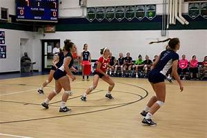 St. Mary's Ryken volleyball loses in four sets to Good ...