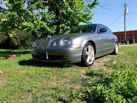coolest 2003 jaguar s type 2003 jaguar s type r car in garvin ok 74736
