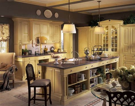 decorative ideas for kitchen country kitchen decorating ideas