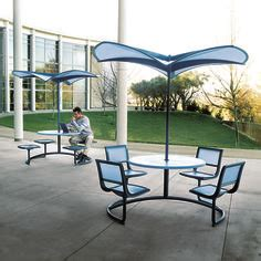 solstice by landscapeforms outdoor furniture available at