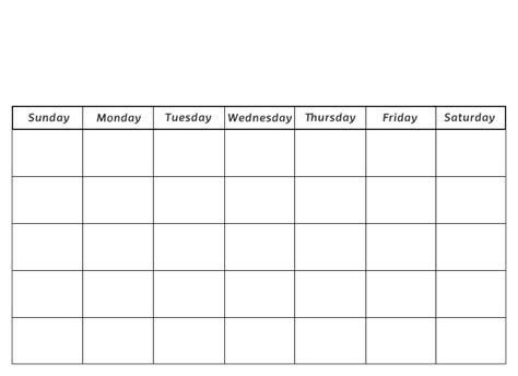 calendar blank month pages preschool calendar printable 879 | 17ceb4c5a1b7f09e810506a07ce6ef6b