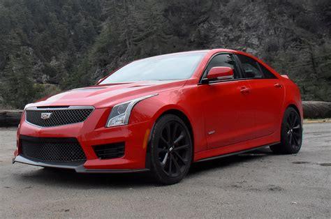 2017 cadillac ats v sedan one week review automobile