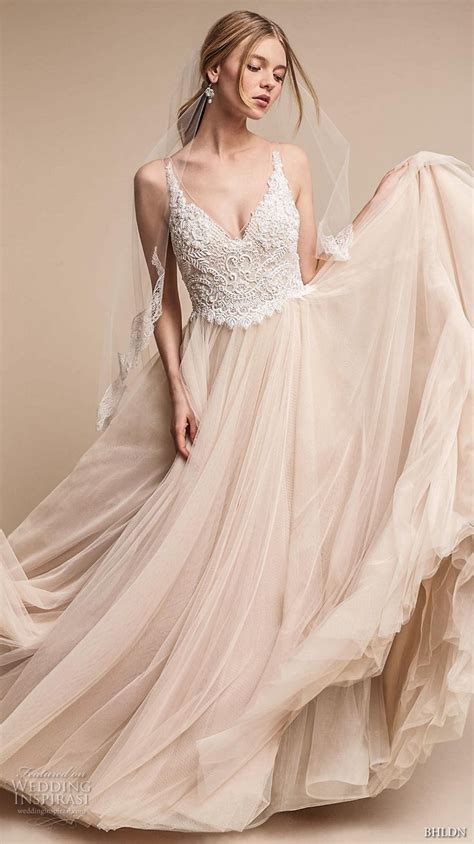 Bhldns Neo Bohemian Wedding Dresses — 2017 Oasis Bridal