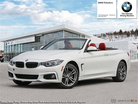 2019 Bmw 4 Convertible by New 2019 Bmw 4 Series 430i Xdrive Convertible In Greater