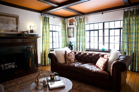 1920s living room zervas eclectic living room boston by tess