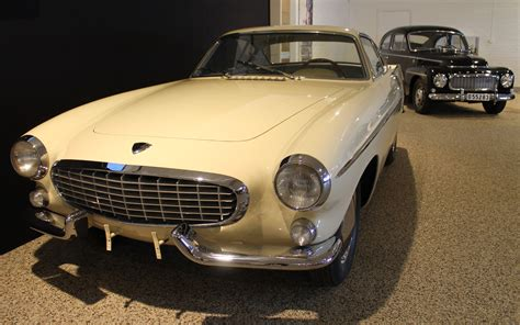 historical concepts  display   volvo museum