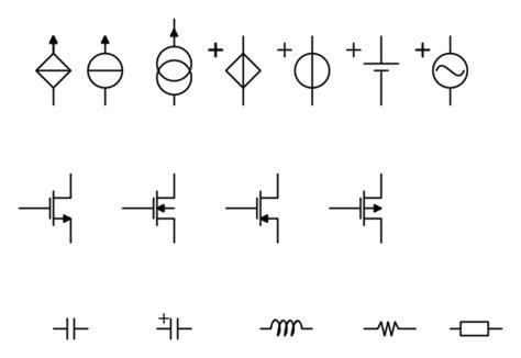 librerie fidocad simboli per i generatori pilotati pag 2 il forum di