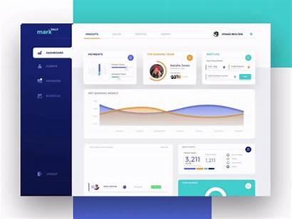 Dashboard Ui Examples Templates Kits Interaction Designer