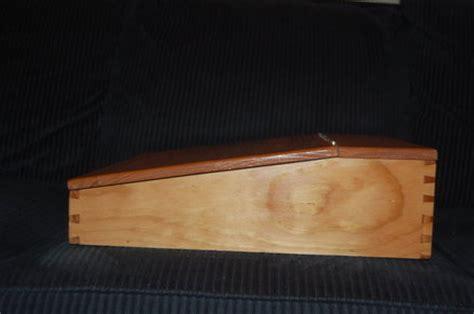 wooden lap desk plans  woodworking