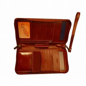 family passport and document italian leather case travel With leather family travel document holder