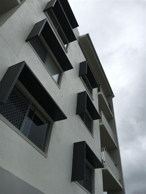 aluminium screens  sunhoods versatile structures