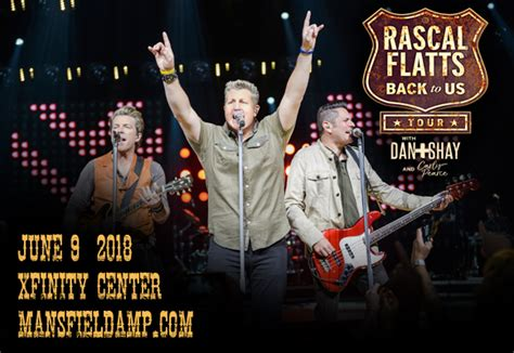 Rascal Flatts Dan And Shay And Carly Pearce Xfinity