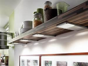 Led Dreieckleuchten Unterbauleuchten Küchenleuchten : led l pad unterbauleuchten von hera architonic ~ Bigdaddyawards.com Haus und Dekorationen