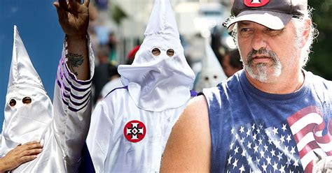 klux klan   recruitment drive fuelled