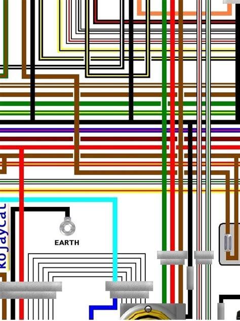 fj1200 wiring diagram fuse box and wiring diagram